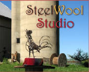 SteelWool Studio offers variety of cottage art and clothing.