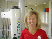 Meredith Nelson of Prime Time Fitness, Sullivan's Island SC