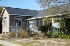 Sullivans Island SC beach cottage is home to Prime Time Fitness