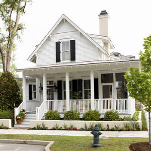Plans designs for your new cottage home for Habersham house plans