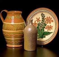 Seagrove cottage pottery